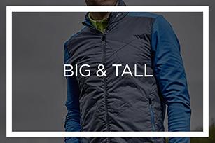 Big & Tall Apparel for Men